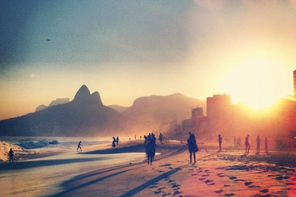 DareSheGoes-Ipanema Sunset