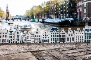 KLM Huisjes Route Amsterdam by DareSheGoes